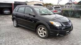 Tin Can Cleared Pontiac Vibe 2004 Edition In Excellent Condition.