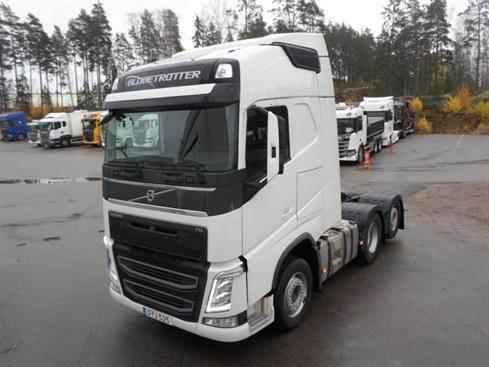 Volvo Fh 6*2 - 2015