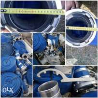 """Heavy duty 5"""" delivery hose for irrigation, drainage"""