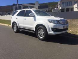 Toyota Fortuner 3.0 D4D - 98,500km