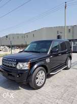 Very Neat Registered 2011 Land Rover LR4