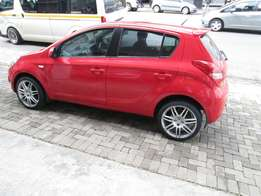 2011 hyundai i20 1.6, in a good condition.