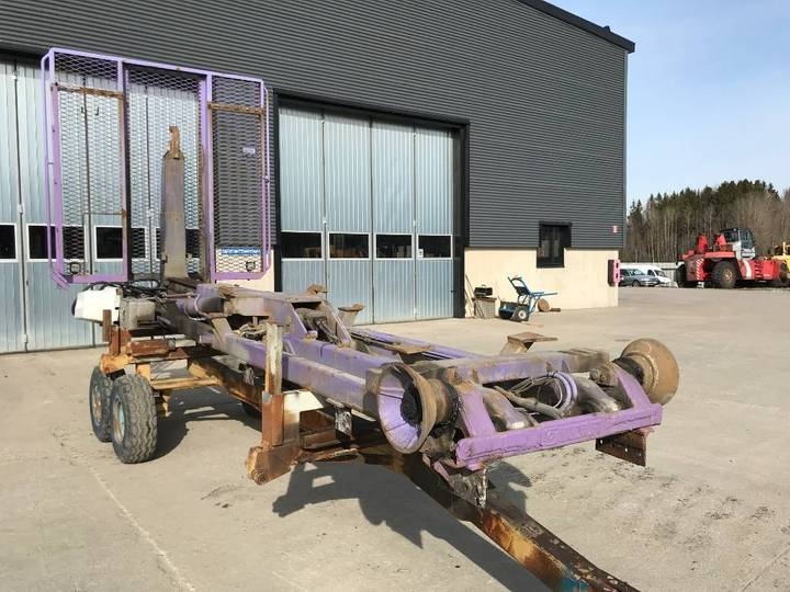 Hiab Multilift Lastväxlare - 2001