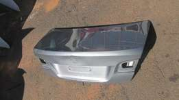 2011 BMW CLS Coupe bootlid