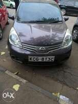Nissan note ..