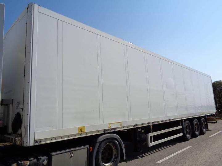 Schmitz Cargobull Sko 24/l 13,5 Fp25 Fw - 2003