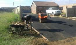Paving & tar surfaces