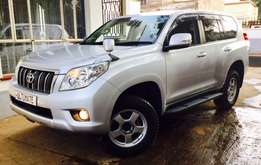 toyota prado just arrived 2010 grand sale kcm at 4,199,999/= o.n.o