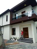 5 Bedrooms Detached Duplex with a Room BQ in VGC, Ajah.