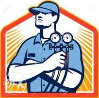 Refrigeration and Air-Con Technician Available.