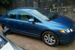 Super Clean First Body Honda Civic 2007, Buy and Drive