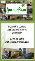 Accommodation in Germiston - Furnished Room