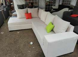 Awesome 7 seater sofa