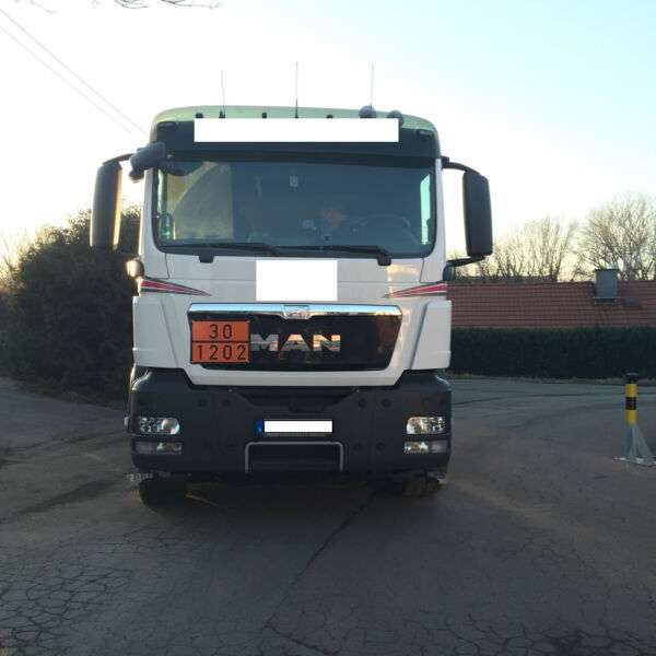 MAN TGS 18.400 4x4 Tankwagen A3-A1, Additiv,Bartec - 2013