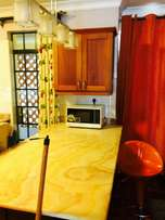 A three bedroom full furnished in lavington