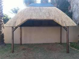 Thatching and Lapas Services