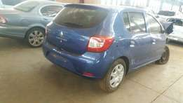 Renault sandero 900t for stripping