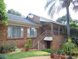 Stunning double storey house in Wonderboom - 4 bedroom 3 bathroom