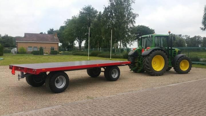 balenwagen 10 ton tractor