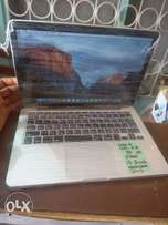 Macbook pro 13.3 inch with retina display, 8gig ram, 256gig SSD