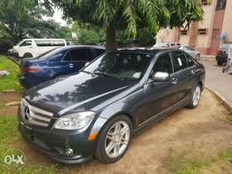 Very neatly used 2009 C350