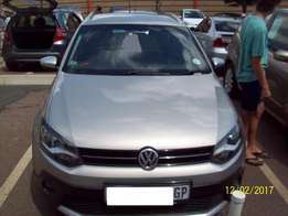 2013 Volkswagen Polo Cross 1.6 Manual