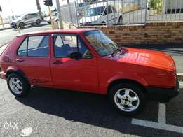 Golf chico 1.6 4speed engine,gearbox and paper's 100%