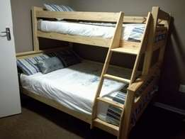 Tri bunk for sale like brand new