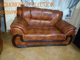 4 seated leather seats