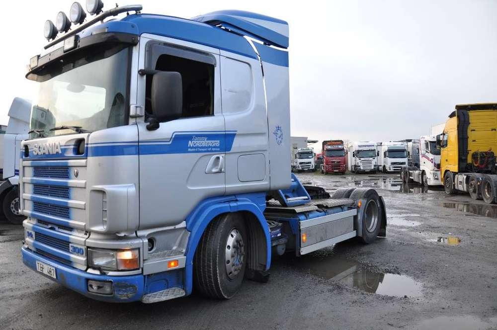 Scania P94 4x2 300 - 2003 for sale | Tradus