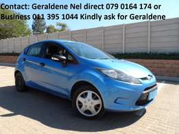 2009 Ford Fiesta 1.6 TDCI Good Condition Bargain Buy R79900 Call Now