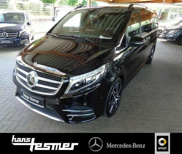 fb10bb129 Mercedes-Benz V 250 d AVANTGARDE EDITION EXTRALANG AMG-LINE... -
