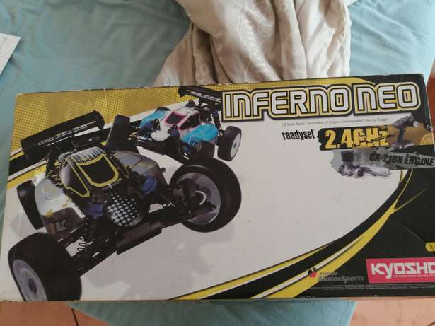 Nitro rc sell for spares Middelburg - image 5