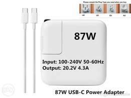 87W/61W/29W USB-C / Type-C 3.1 Power Adapter