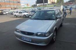 Toyota Tazz 1.6 2004 for sale R16000