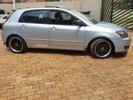 toyota runx 2006 for R27 500