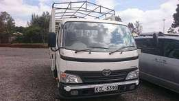 Quick sale Toyota Dyna (2010)