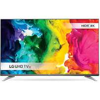 LG 60inch^smart UHD 4k webOs satellite led television+wall mount