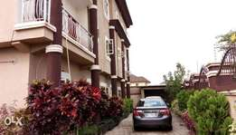 3 Bedroom flat for rent at Lekki County Villa,Ikota