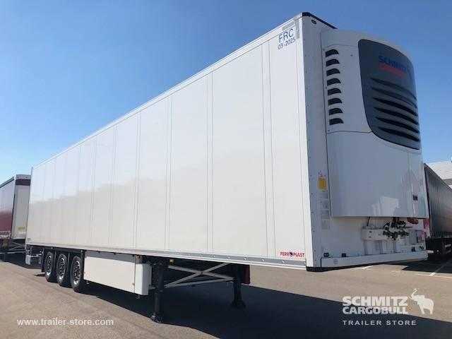 Schmitz Cargobull Semitrailer Frigo Multitempérature Hayon - 2019