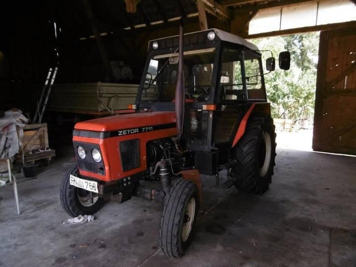 Zetor 7711 - 1992