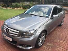 2012 Mercedes-Benz C180 Auto Avantgarde - Price dropped