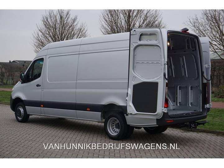 Mercedes-Benz Sprinter 516 CDI L3H2 Navi Airco Camera Gev. Stoel Alarm ... - 2019 - image 4
