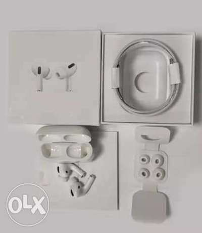 Airpods Pro مهبولة -  1