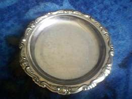 small plated miniature plate