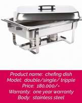 Stainless Steel chefing dish