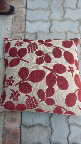 Plenty of cushions with nice covers in good condition Edenvale - image 1