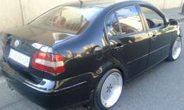 2007 model vw polo classic 1.6 excellent condition for sell