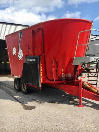 Peecon Mixervagn Vme 260 - 2012