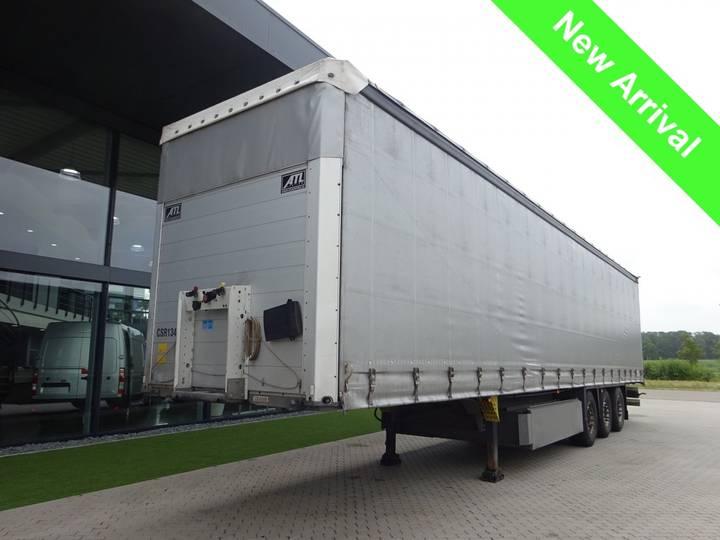 Schmitz Cargobull SCB*S3T Schuifzeil/ dak + Coilgoot - 2015